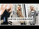 LOOKBOOK High Street Haul Autumn Winter fashion 2018