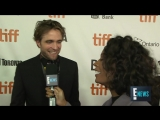 Robert Pattinson Says High Life Is Not Typical Sci-Fi Flick _ E! Live from the Red Carpet