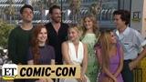 Comic-Con 2018: The Cast Of Riverdale Talk Bughead In Season 3   Part 2