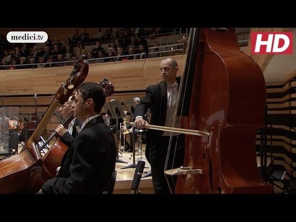 Kent Nagano the OSM - Accelerando - José Evangelista (world premiere) - With an Octobasse