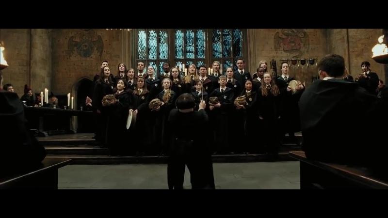 Гарри Поттер и узник Азкабана Хор Хогвартса online video