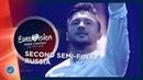 Sergey Lazarev - Scream - Russia - LIVE - Second Semi-Final - Eurovision 2019