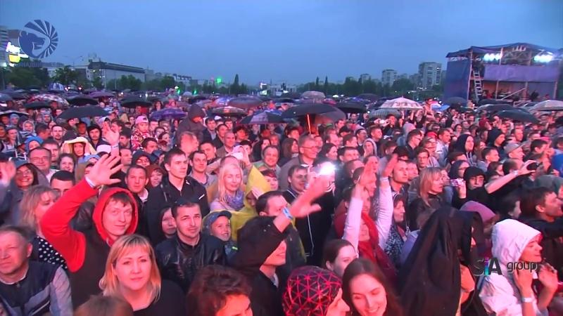 Scooter раскачал Пермь первый концерт 70 тыс.человек