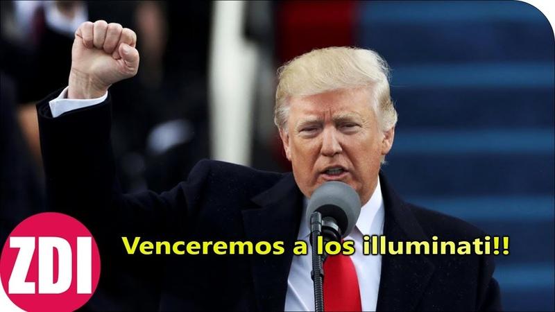 Q: El plan de Donald Trump para salvar el mundo.