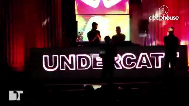 Undercatt at DEFAM CLUB Day Seven, Bogota (Colombia)