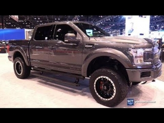 2018 Ford F 150 Shelby by Tuscany - Exterior Walkaround - 2018 Chicago Auto Show