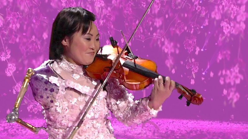 The Miracle Violinist That Had Judges in Tears Manami Ito's World's Best Audition