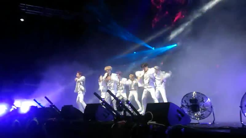[VK][180623] MONSTA X fancam - Jealousy @ THE 2nd WORLD TOUR 'THE CONNECT' in Madrid