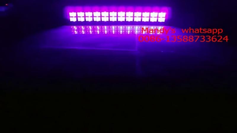 Светодиодный UV прожектор 24X3W