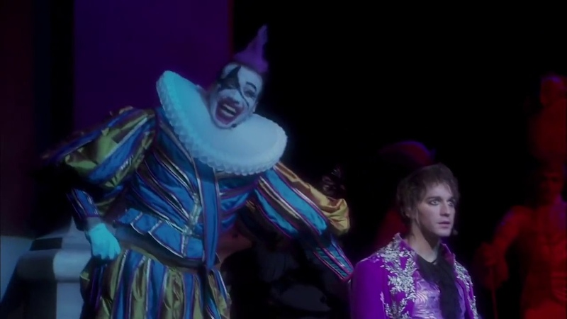 Mozart L'Opéra Rock Comédie Tragédie