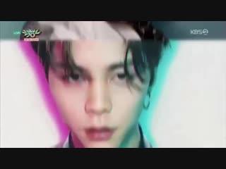 181116 NCT 127 - Simon Says @ Music Bank Next Week