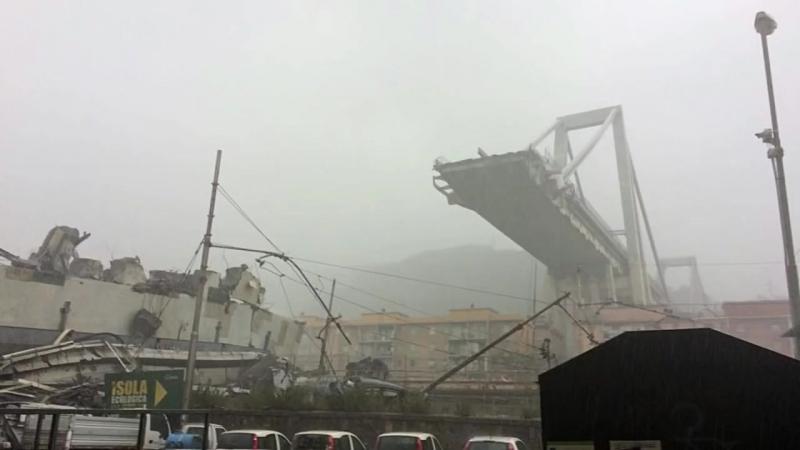 Genova Ponte Morandi A10