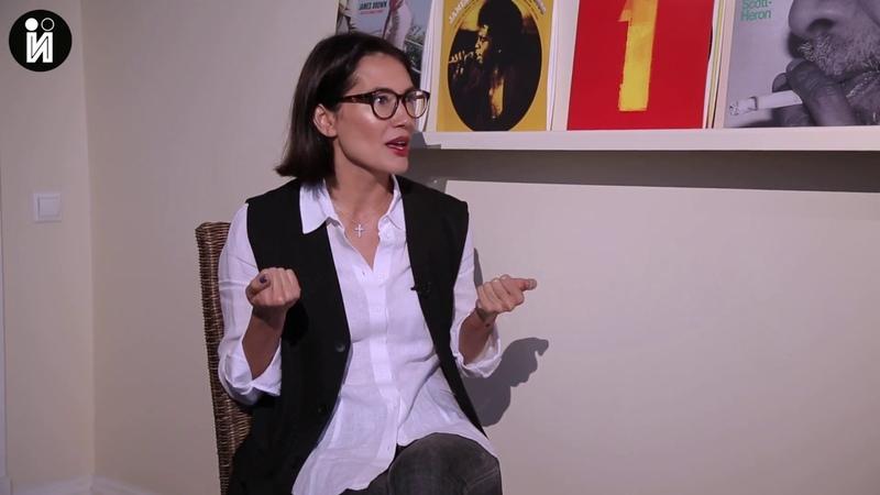 Точки Nad И. Анна Устюжанина о своём канале , участии в шоу, сыне , любви и моде.