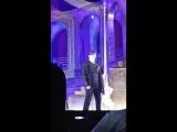 Ария мистера Икс в Московском театре мюзикла.