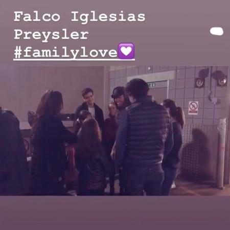 """Enriqueiglesiaseifans on Instagram: """"@EnriqueIglesias backstage in London last night! (10.19) EnriqueIglesias Enrique Iglesias (📸: @tamara_falco)"""""""