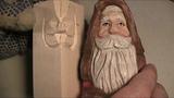 Carving the Santa Face