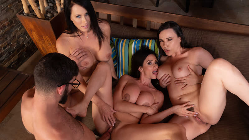 Ариэлла феррера в оргии видео, порно рим лизбиянки