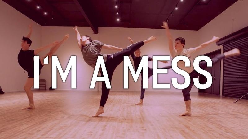 Bebe Rexha - Im A Mess | Cat Cogliandro Choreography | DanceOn Class