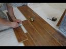 Укладка ламината своими руками пошаговая видео инструкция Технология и способы укладки ламината