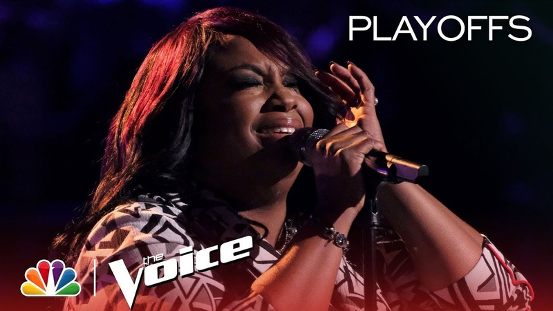 The Voice 2018 Tish Haynes Keys Live Playoffs Nothing Left for You