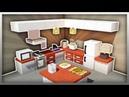✔️ Create the BEST Minecraft Kitchen Furniture Friday