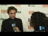 E!News Robert Pattinson Says _High Life_ Is Not Typical Sci-Fi Flick