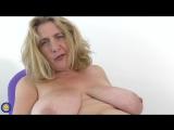 British big breasted lady fooling around - httpwww.vidz7.com