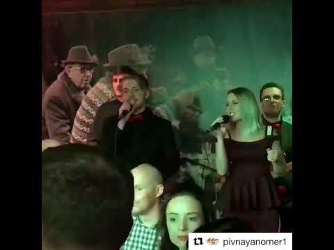 Кавер-группа Tequila Band (г.Омск) - Самая Красивая (Алексей Воробьев Cover) [2017]