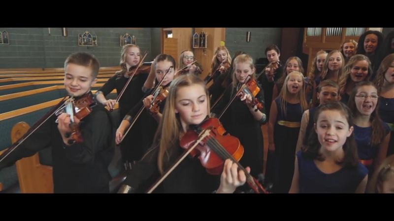 I Can Only Imagine by MercyMe - cover by One Voice Childrens Choir