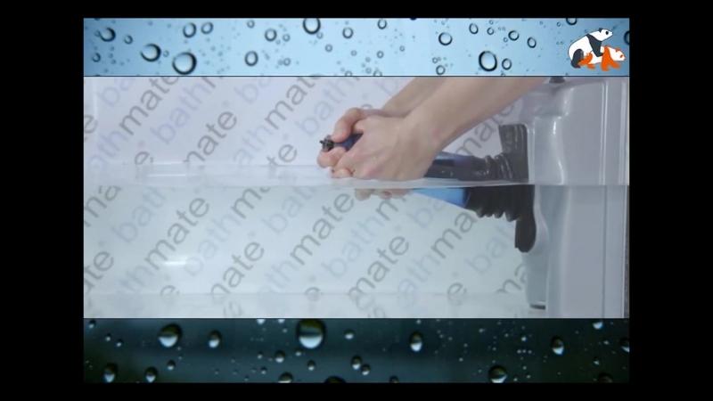 Как использовать гидропомпу BathMate Hercules в душе или ванне
