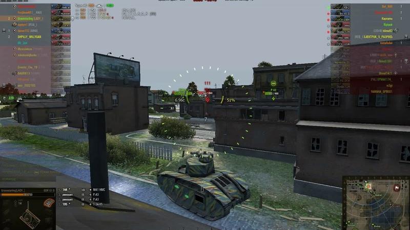 BDR G1 B - Лайв Окс - Последние бои\Настрел и т. д.