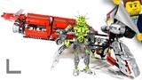 Обзор набора Lego Bionicle #8943 Аксалара Т9 (Axalara T9)
