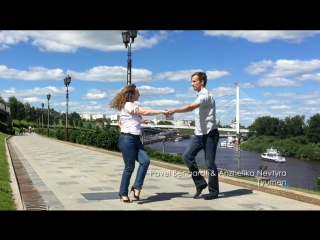 Bachata Russian Dance FlashMob Estafette #ДвеВосьмёрки - Dani J - Hasta Cuando (feat Sanco)