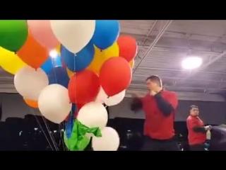 kill the balloons