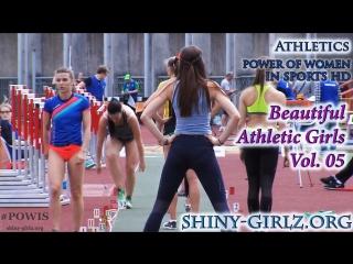 Beautys in Sports #Athletics Vol. 05