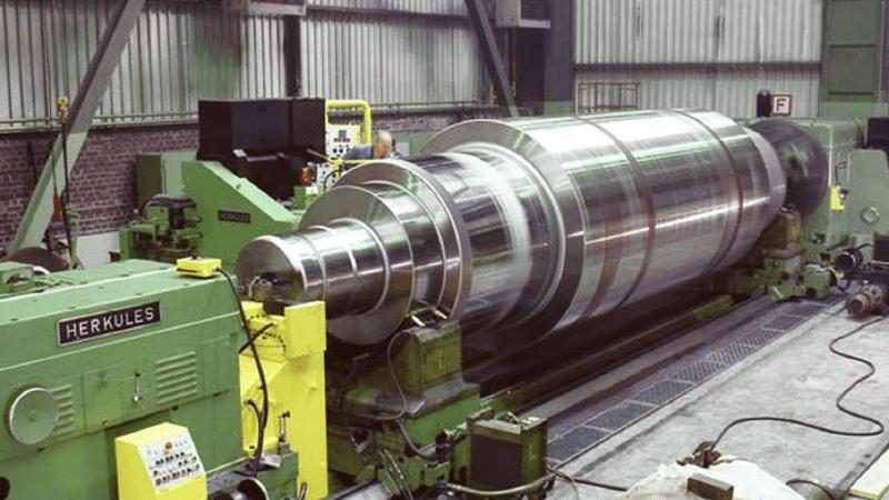 Dangerous Biggest Heavy Duty Lathe Machine Work, Fastest CNC Lathe Machine Modern Technology