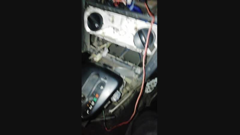 Проблема с потоком из дефлекторов