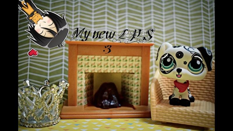 My new LPS 3 / Мои новые LPS 3