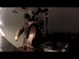 Bach on the String Bass