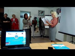 Выпускной 5-ой группы в Краснодаре, выступает Алёшина Наталья Александровна