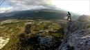Голосова Мария Куллю Кая Rope Jumping with Skyline X Team in Crimea