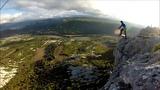 Голосова Мария Куллю-Кая Rope Jumping with Skyline X-Team in Crimea