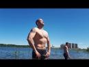 Спартанская миля, купание!))