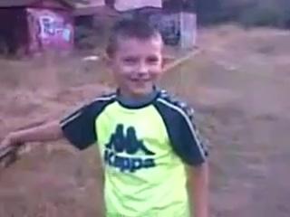 Это я паркур, мне 8 лет