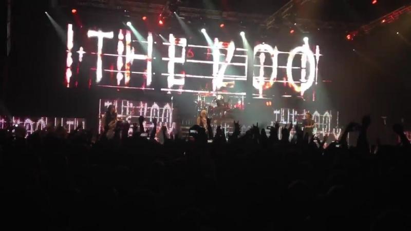 Scorpions - Kiev - 29.10.2012