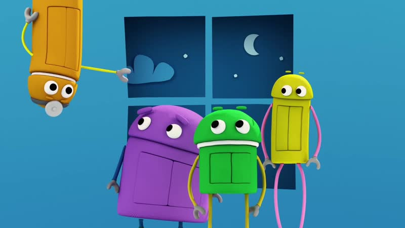 StoryBots ¦ Songs About Daily Routines ¦ Wake Up, Get Dressed, Brush Your Teeth ¦ Learning Songs