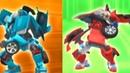 Тоботы новые серии - 7 Серия 2 сезон - мультики про роботов трансформеров HD