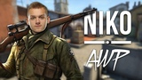 CSGO - How NiKo plays with AWP