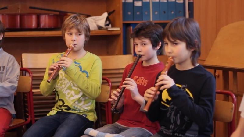 Каждый ребенок - музыкант! Флейта.