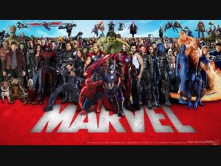 Вселенная Marvel с первого фильма 11/20 Мстители Эра Альтрона